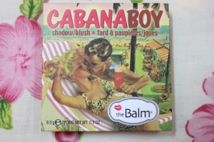 TheBalm's Cabana Boy