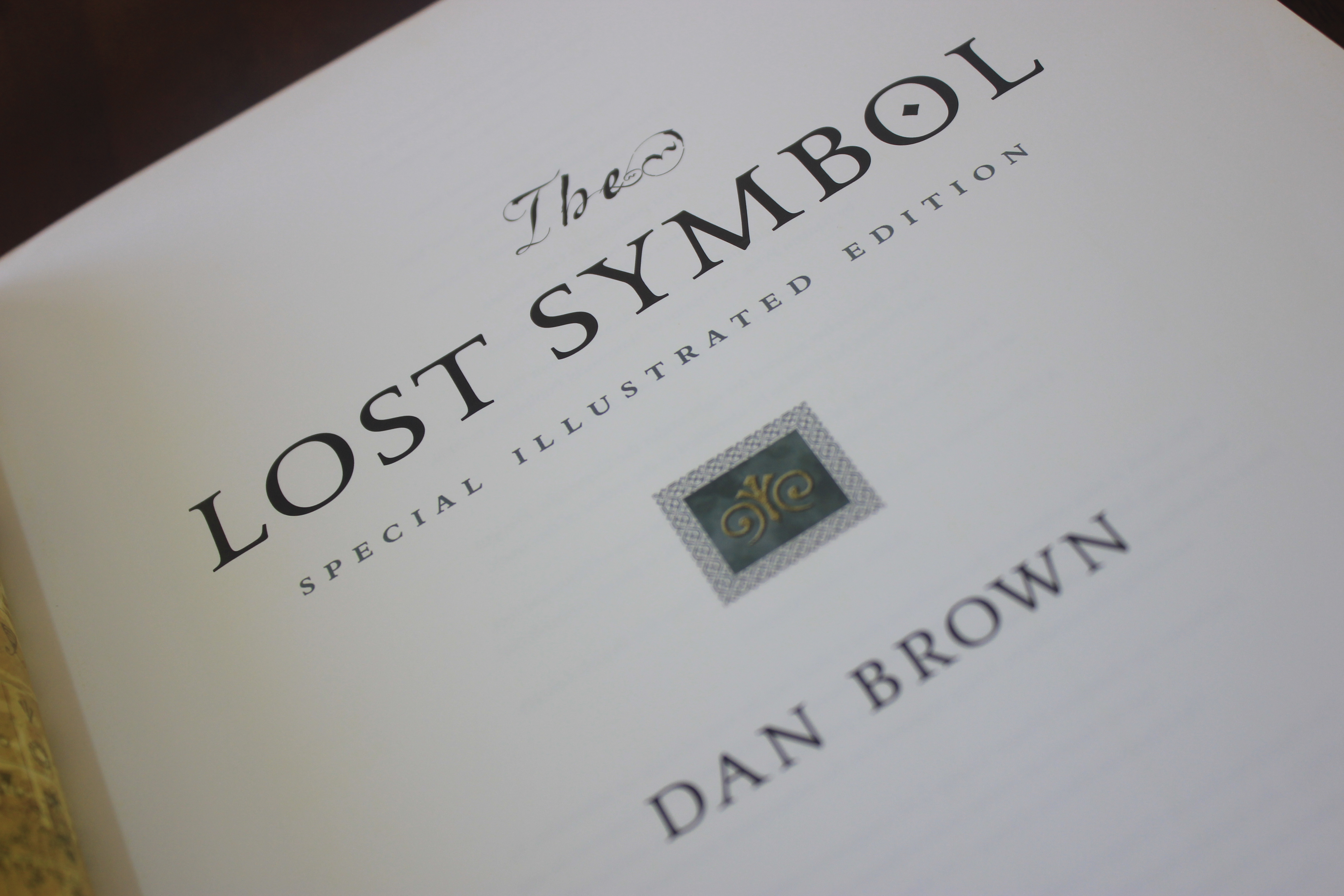 Pictures Do Make A Difference Dan Browns The Lost Symbol